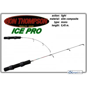 Makšķerkāts RON THOMPSON Ice PRO 45 - light