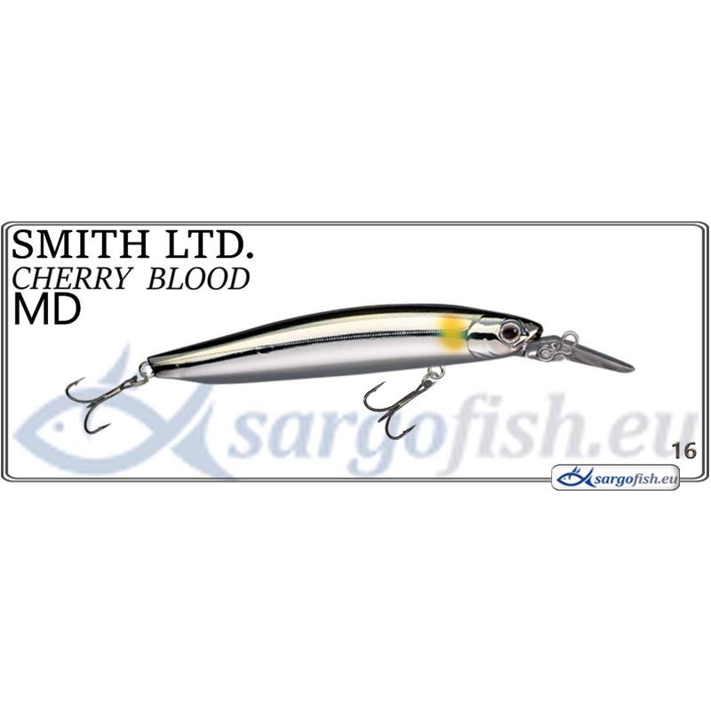 Māneklis SMITH Cherry BLOOD MD 82S - 16