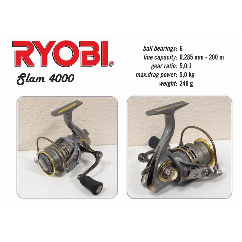 Spole RYOBI Slam - 4000