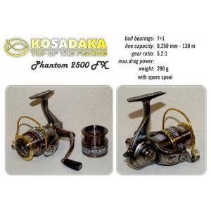 Spole KOSADAKA Phantom - 2500 FX