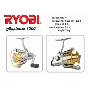 Spole RYOBI Applause - 1000
