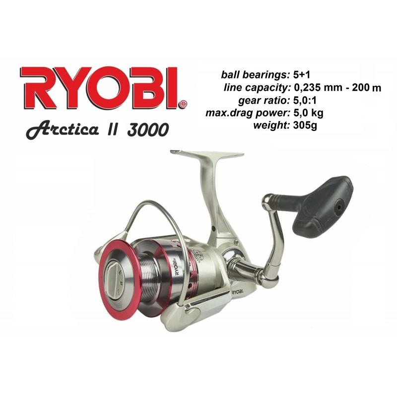 Spole RYOBI Arctica II - 3000