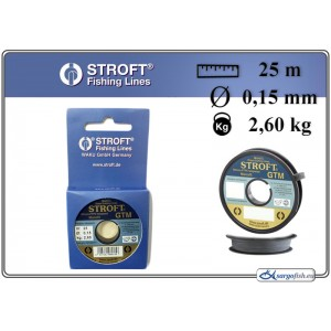 Aukla STROFT GTM 25 - 0.15