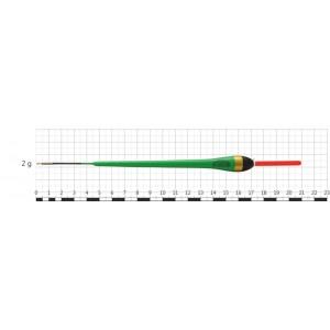 Поплавок STREAM 024 (бальса, 2 г, 21,0 см, уп. 10 шт.)