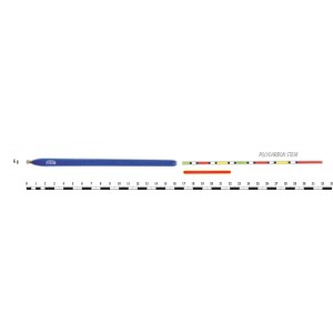 Поплавок STREAM 126 (бальса, 6 г, 0 см, уп. 10 шт.)