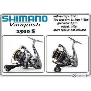 Spole SHIMANO Vanquish - 2500 S
