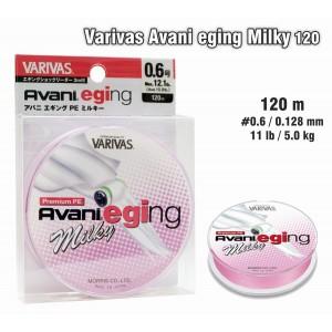 Pītā aukla VARIVAS Avani Eging MILKY PE - 0.6