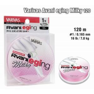 Pītā aukla VARIVAS Avani MILKY PE - 1.0