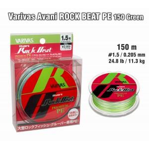 Pītā aukla VARIVAS Rock BEAT PE - 1.5