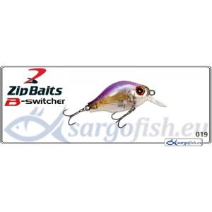 Воблер ZIP BAITS B-SWITCHER 1.0 F - 019