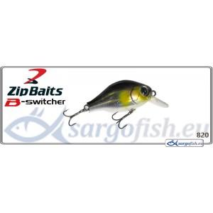 Воблер ZIP BAITS B-SWITCHER 1.0 F - 820