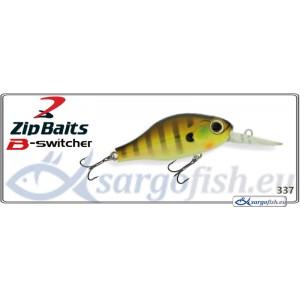 Воблер ZIP BAITS B-SWITCHER 2.0 F - 337