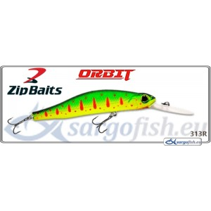 Воблер ZIP BAITS «ORBIT» DR 80SP - 313R